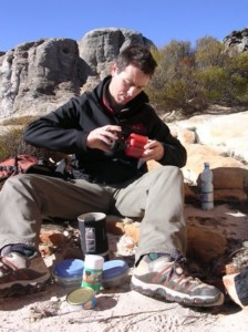 Brewing up is the key toy surviving winter hikes