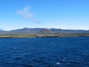 Marion Island, sub-Antarctic ocean